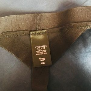 Victoria's Secret Intimates & Sleepwear - NWOT Victoria's Secret Thong